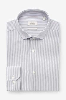 Stripe Easy Iron Shirt