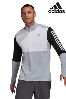 adidas Own The Run 1/2 Zip Track Top