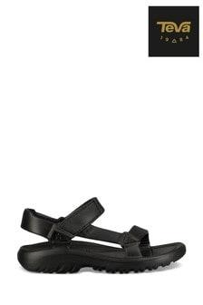 Teva Black Hurricane Sandals
