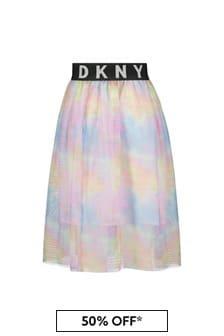 DKNY Multicoloured Skirt