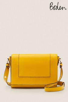 Boden Yellow Stamford Multiway Bag