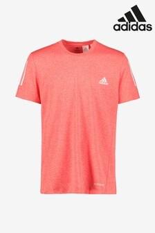 adidas Aero Ready 3 Stripe T-Shirt