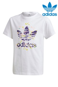 adidas Originals Zebra Trefoil T-Shirt