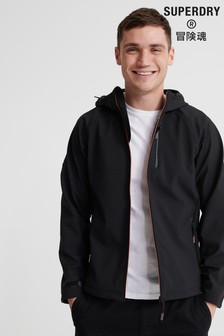 Superdry Hooded Softshell Jacket