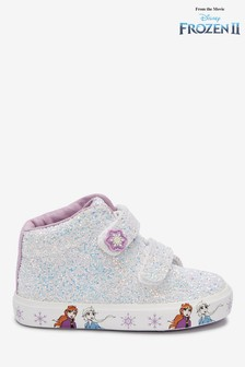 Disney™ Frozen 2 High Top Trainers (Younger)