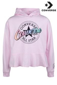 Converse All Star Older Girls Hoodie