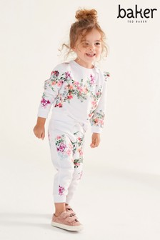 Baker by Ted Baker Girls Jogger And Sweater Set