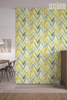 Scion Hikkaduwa Leaves Wallpaper