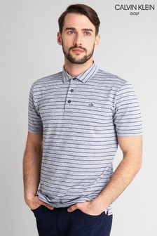 Calvin Klein Golf Splice Polo Top