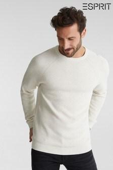 Esprit Natural Crew Neck Sweater