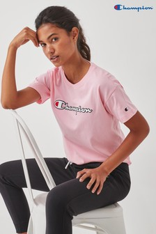 Champion Pink T-Shirt