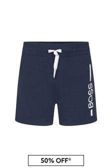 Boss Kidswear BOSS Baby Boys Swim Shorts