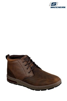 Skechers Brown Evenston Boots