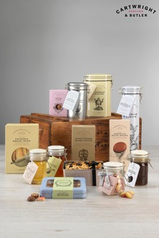 Medium Apple Crate Teatime Hamper by Cartwright & Butler