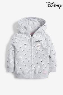 Marie Disney™ Licence Zip Through Hoody (3mths-7yrs)