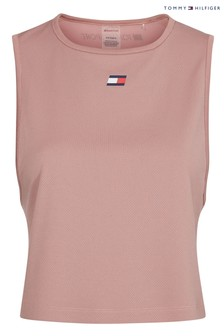 Tommy Hilfiger Pink Performance Tank Top