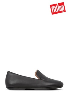 FitFlop™ Black Lena Loafer