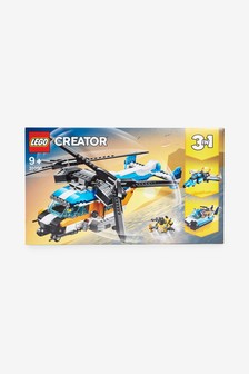 LEGO® Creator Twin-Rotor Helicopter 31096