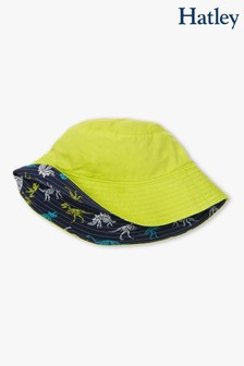 Hatley Dino Fossils Reversible Sun Hat