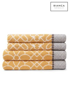 Cassia Cotton Towel Bale by Bianca