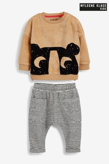 Myleene Klass Baby Bear Jumper And Jogger Set