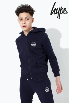 Hype. Crest Kids Zip Hoody