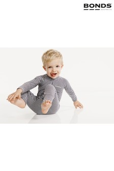 Bonds Grey Zip Wondersuit