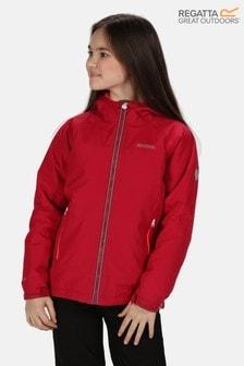 Regatta Pink Hurdle Iii Waterproof Jacket