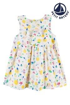 Petit Bateau Multicoloured Fruit Dress