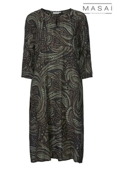 Masai Sea Green Nona Dress