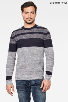 G-Star Blue Charly Knit Jumper