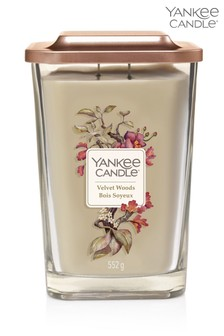 Yankee Candle Elevation Large Velvet Woods Candle