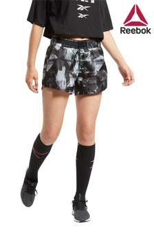 Reebok Meet You There Printed Shorts