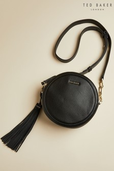 Ted Baker Errinn Circular Tassel Detail Cross Body Bag
