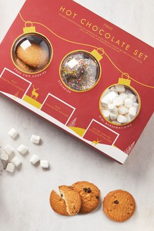 Set of 3 Hot Chocolate Baubles