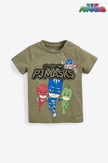 PJ Masks Short Sleeve T-Shirt (12mths-8yrs)