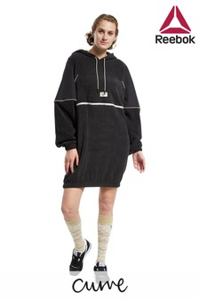 Reebok Curve Classics Hooded Dress