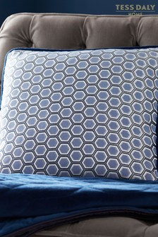 Tess Daly Exclusive To Next Hexagon Square Cushion