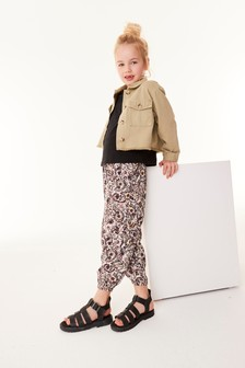 Printed Loose Trousers (3-16yrs)