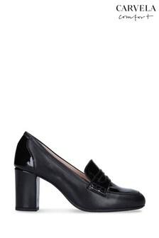 Carvela Comfort Angelica Black Shoes