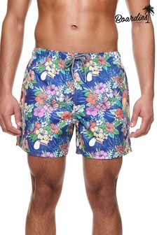 Boardies Jungle Short Length Swim Shorts