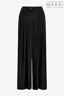 Masai Black Pero Trousers