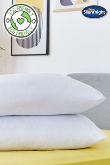 2 Pack Snug Just Right Pillows by Silentnight