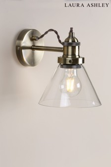 Laura Ashley Isaac Wall Light