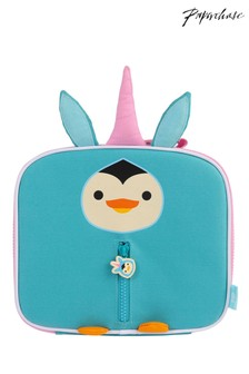 Paperchase Pip The Penguin Plush Lunch Bag