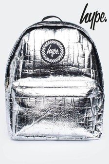 Hype. Silver Space Thermal Backpack
