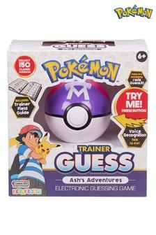 Pokémon™ Trainer Guess Ash's Adventures