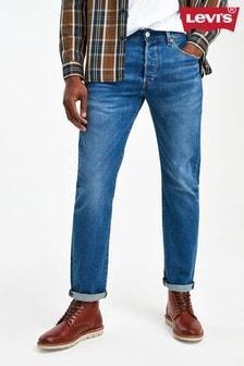 Levi's® {501® - Jeans met rechte pasvorm