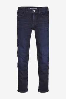 Calvin Klein Jeans Blue Skinny Dark Luxe Jeans