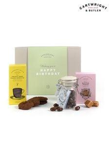 Happy Birthday Gift Box by Cartwright & Butler